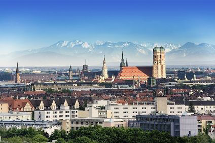 See fantastic Munich, Germany in a stylish, affordable rental car from Sixt rent a car