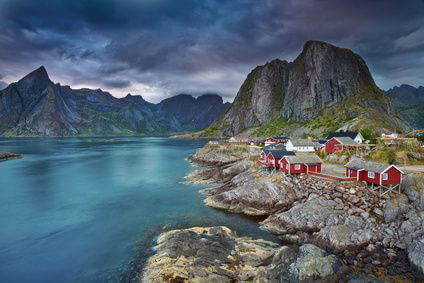 Norwegen Country